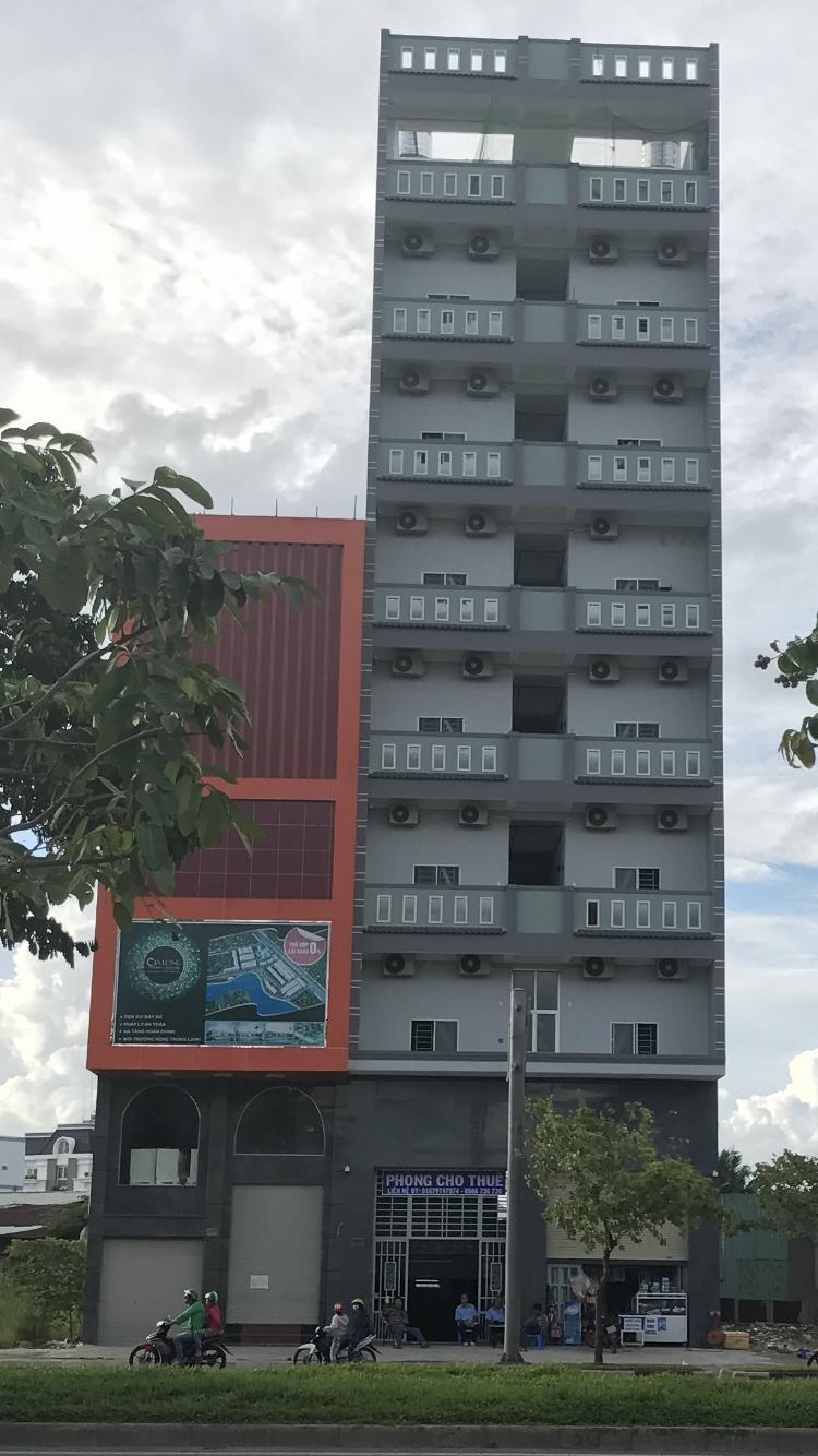 Cho thuê phòng trọ mới xây dạng cc mini có máy lạnh Đ,Võ Văn Kiệt q8 rất gần q5,q6